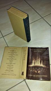 Opernbuch Das Wunderreich der Oper