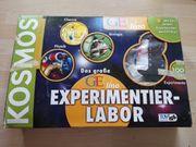 Kosmos Expementier Labor GEO lino