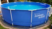 Frame-Pool Ersatzgestänge 366 x 91 cm