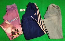 Kinderbekleidung - 3xHosen Gr 134 140