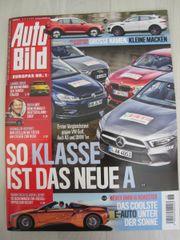 VERSANDFREI NEU - Zeitschrift AUTO BILD
