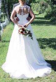 Traumhaftes Hochzeitskleid von LadyBird Gr