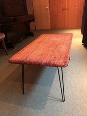 Ratan-Tisch stylish 60ies