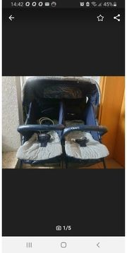 Kinderwagen Zwillinge Geschwister