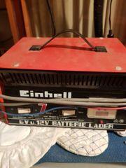 Batterie Ladegerät Einhell Profi