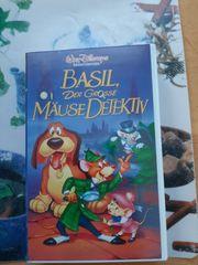 VHS Video Basil der große