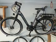 E- Bike Cannondale Mavaro City