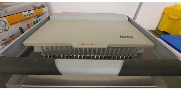 Bindegerät IbiMaster300 gebraucht zu verkaufen