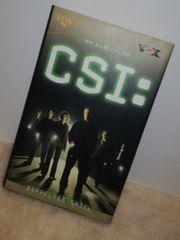 CSI Doppeltes Spiel Roman Buch