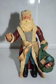 Weihnachten WEIHNACHTSMANN MIT SACK GESCHENKEN