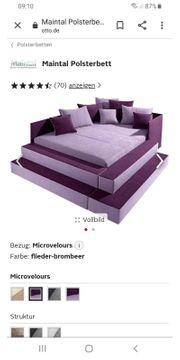 Verkaufe mein Bett mit Bettkasten