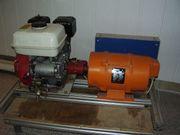 Benzinmotor Generator