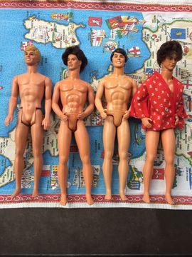 Barbie und Ken Mattel 1966: Kleinanzeigen aus Starnberg - Rubrik Puppen