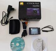 Nikon Digital Coolplix S6150