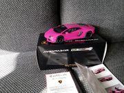 Modellauto Lamborghini Aventador 1 18
