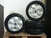 15 Zoll Mini-Alufelgen mit Pirelli