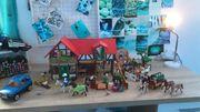 Playmobil Bauernhof mit viel Zubehör