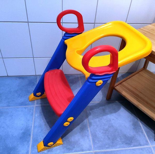 Toiletten-Trainer für Kinder WC-Sitzerhöhung