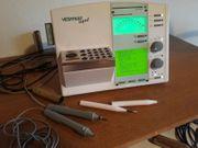Vegatest expert EAV Elektroakupunktur Testgerät