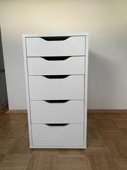 ALEX von Ikea in weiß