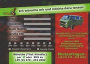 Profi DJ KERMIT Karlsruhe Rastatt