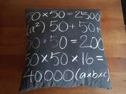Dekokissen für Mathefans 46x46