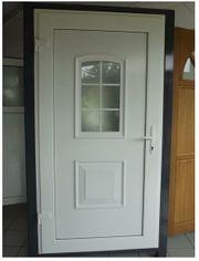 Kunststoff Nebeneingangstür Eingangstür 110x210 100x210