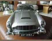 James Bond DB5 Aston Martin