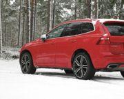 Neuwertige Volvo Winterkompletträder 21 mit