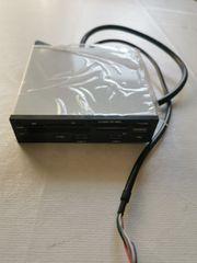 Multi-Frontpanel Kartenleser 3 5 Cardreader