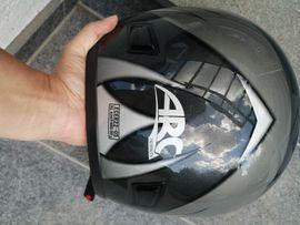Motorrad-Helme, Protektoren - Motorrad Helm von ARC - MR-60
