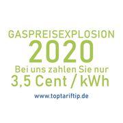 günstige Gas Tarife mit Toptaritip