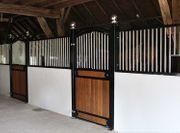 38 Pferdebox Birmingham Pferdestall Stall