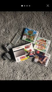 Nintendo 3DS XL - Mariokartedition