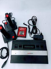 Atari 2600 Konsole Komplett