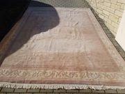 Nepal Teppich Maße 368 X