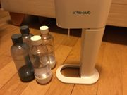 Wassersprudler Soda Club mit 4
