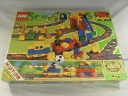 Lego Duplo Eisenbahn 2745 mit