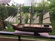 Schiffsmodell Deko