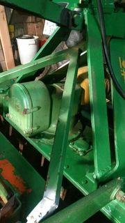 Kreiselegge mit Hitch für Drillmaschine