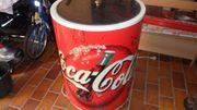 Kühlschrank Coca Cola : Coca cola kÜhlschrank vitrine gebraucht eur picclick de