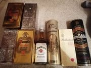 Whiskey scotch Schnaps