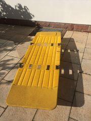 Sonnenliege gelb superretrochic