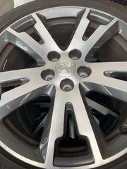 Peugeot 508 Alu Sommerräder 245