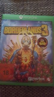 verkaufe Borderlands3