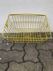 Korb Fahrrad Einkauf