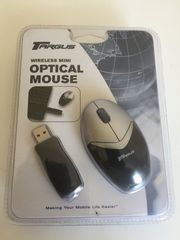 Targus Wireless Mini Optical Mouse
