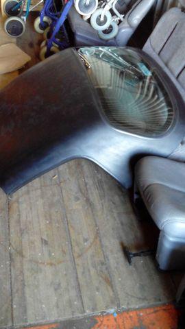 Bild 4 - Fiat Barchetta Cabrio Dach - Dickenschied