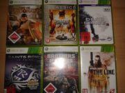 Biete Diverse Xbox 360 Spiele