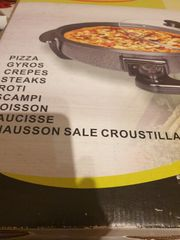 Pizzapan zu verkaufen